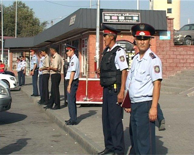На оцепление вокзала были брошены значительные полицейские силы