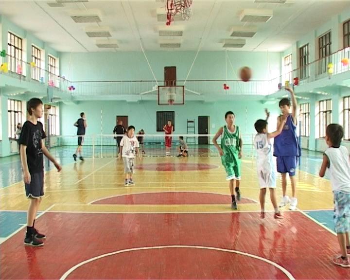 В ЮКО растет достойная замена взрослым баскетболистам.