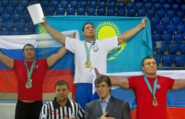 Всего же в активе казахстанцев 19 медалей высшей пробы