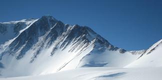 Пик Винсон. Высшая точка Антарктиды