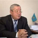 Берик Торгаутов, председатель областной территориальной избирательной комиссии