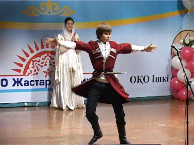 Фестиваль культурных центров южно-казахстанцы отметили с размахом
