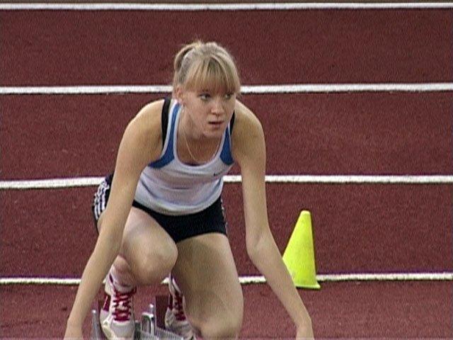 Легкоатлеты соревновались в 12 дисциплинах