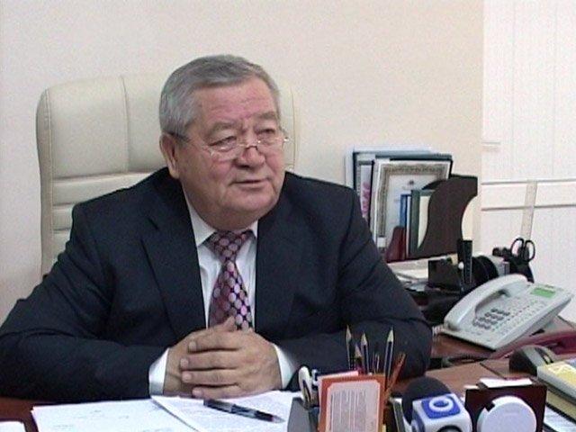 Председатель областной избирательной комиссии Берик Торгаутов
