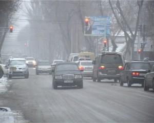 Загрязнение воздуха в Шымкенте на 80 % зависит от автотранспорта, утверждают специалисты