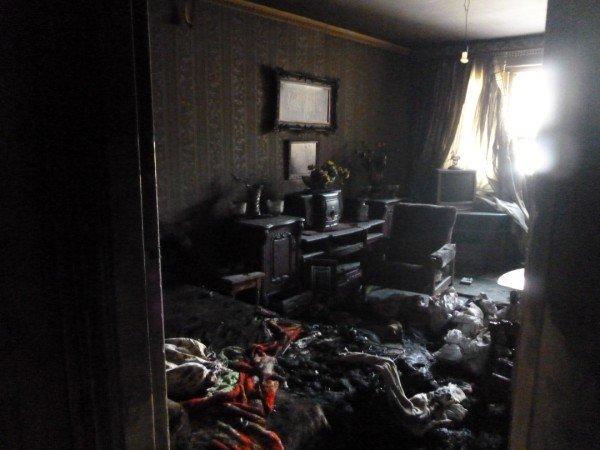 Место происшествия. 6 февраля 2012 года