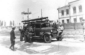 1950 год. Нынешняя улица Иляева