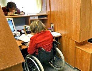 Работа для шымкентских инвалидов