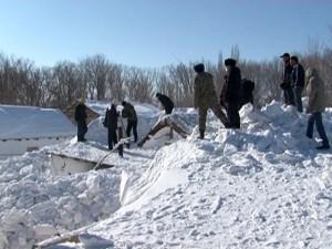 Люди фактически остались заложниками сильных морозов
