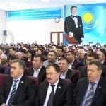 Послание президента обсуждали депутаты, чиновники и руководители ведомств