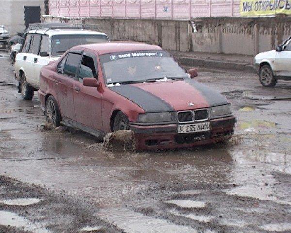 В проблеме городских дорог виноваты подрядные организации