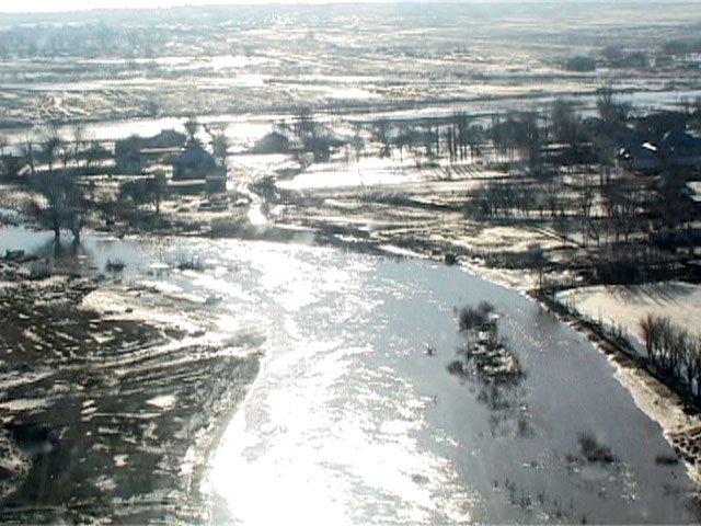 Ситуация с паводками в Южном Казахстане остается сложной