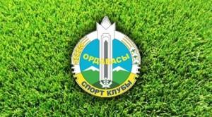 """Логотип ФК """"Ордабасы"""""""