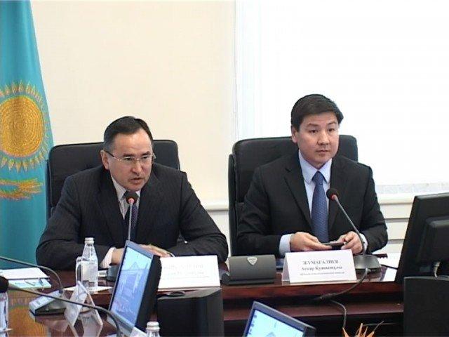 Министр транспорта и коммуникаций РК Аскар Жумагалиев