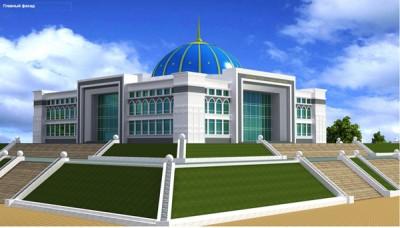 Главная стройка Южного Казахстана начинается