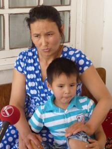 В Туркестане 6-летний мальчик убежал от своих похитителей