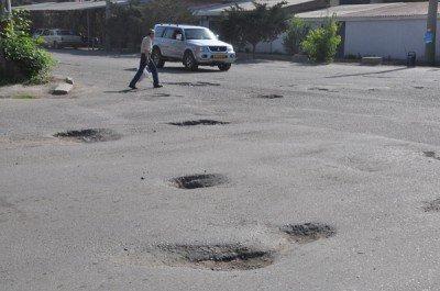 Ад Шымкента. Почему в Шымкенте плохие автодороги?