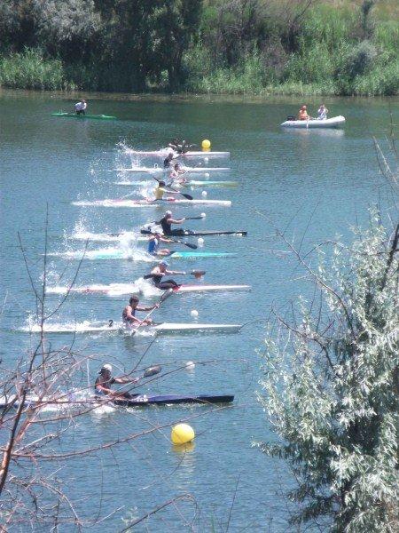 ЧК провели на Первомайских озерах в Алматы