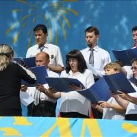Праздничная программа Дня славянской письменности и культуры была насыщенной