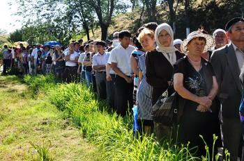 День памяти жертв политических репрессий в Шымкенте