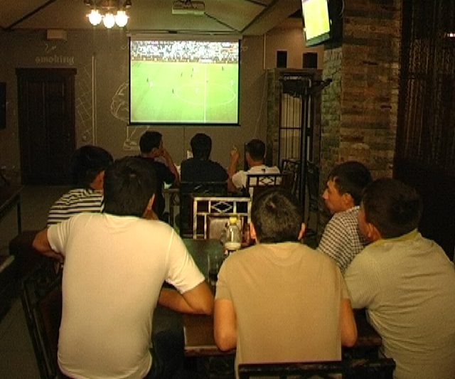 Спорт-бар Шымкента