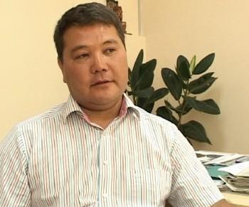 Бахадыр Нарымбетов, заместитель акима Шымкента