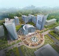 Макет Shymkent-Plaza