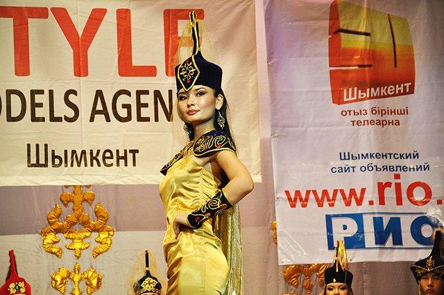 """Жазира Нуримбетова, """"Мисс Шымкент - 2012"""""""