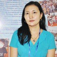 Начальник управления образования ЮКО Альбина Елшиева