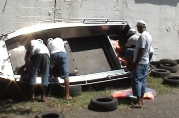 Водоспасатели получили новые лодки