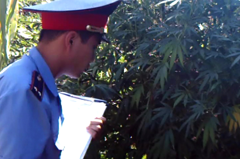 Фото с оперативного видео ДВД ЮКО