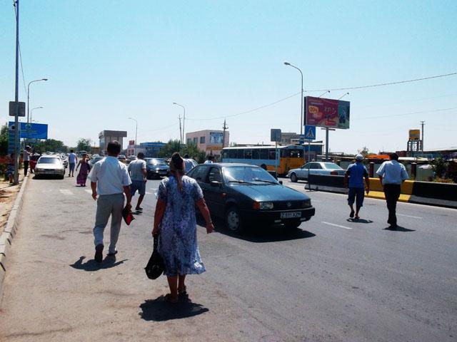 На эту дорогу давно жалуются сотрудники дорожной полиции