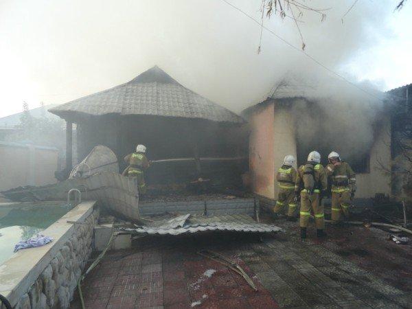 Пожару была присвоена вторая категория сложности