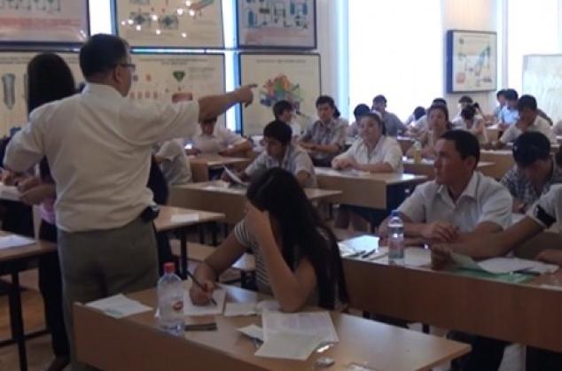 Комплексное тестирование проходило в ЮКО с 19 по 22 июля