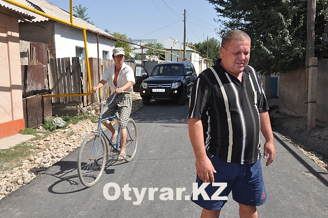 Жители Чапаевки ремонта дорог дождались, но не довольны результатом