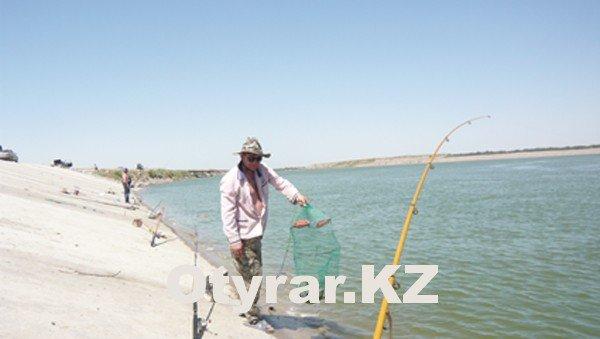 рыбалка в южном казахстане