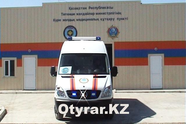 Больница на колесах - гордость Ордабасинского района