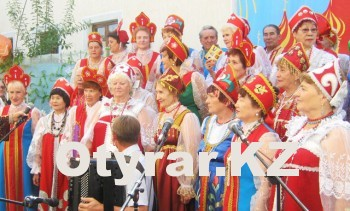 Музыкальный коллектив славянского центра