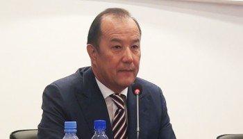 Ибрагим Алжанович Иманов, главный прокурор ЮКО