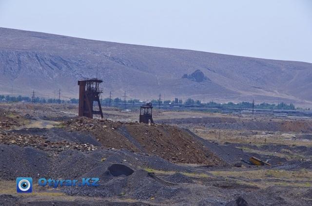 Кентау будет освобожден от отходов горно-металлургической промышленности.с