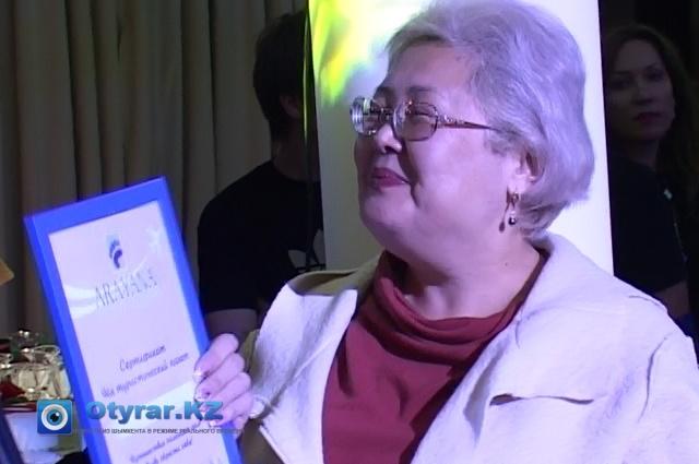 Гульмира Оспанова выиграл путевку во Францию