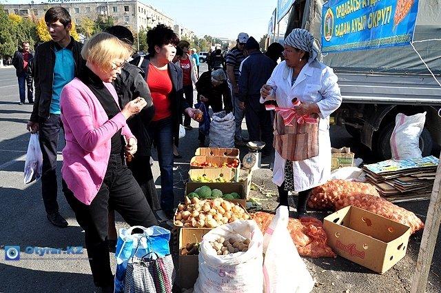Овощи на ярмарке стоят на 15-20% ниже, чем рынке, утверждают организаторы