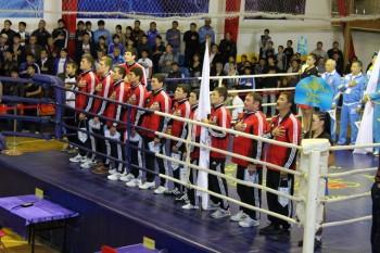 Сборная Жамбыльской области по боксу