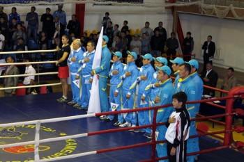 Сборная Южно-Казахстанской области