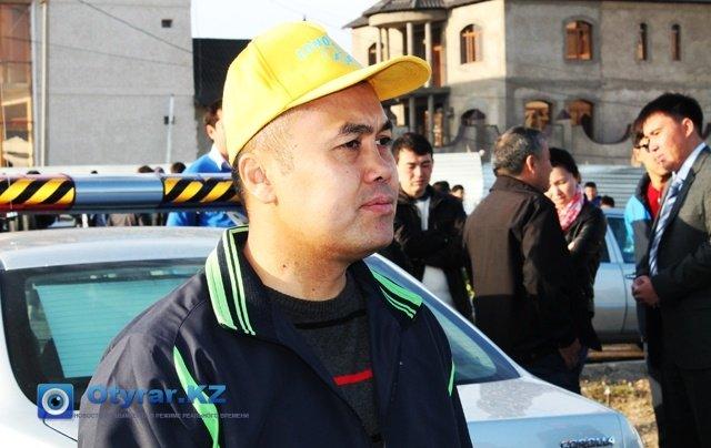 Нуржан Сманов, организатор спортивного марафона