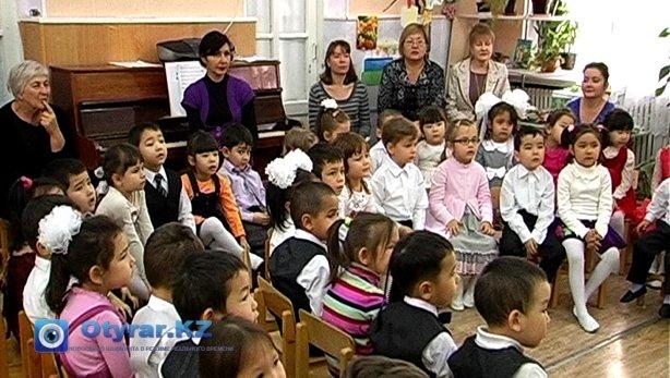 Детей в дет.садах учат трем языкам