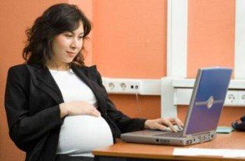 Работающим женщинам начисляется единовременная выплата по беременности и родам
