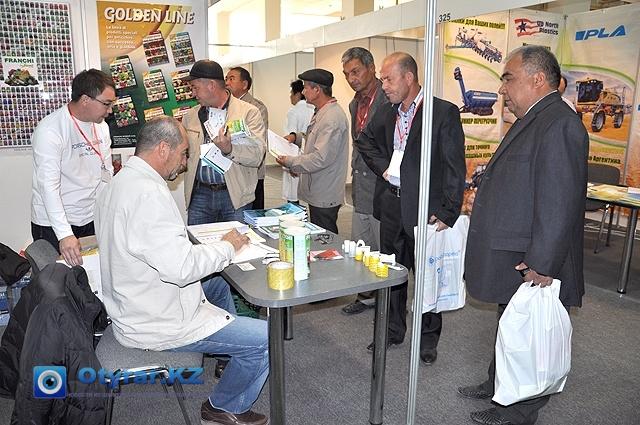 Фермеры ЮКО могут заключить выгодные контракты