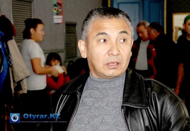 Рашид Тулегенов, старший тренер ЮКО по тяжелой атлетике