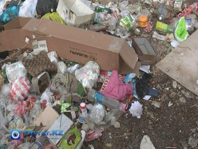 На звонки жителей улицы Диваева предприятие по вывозу мусора в последнее время не отвечает.